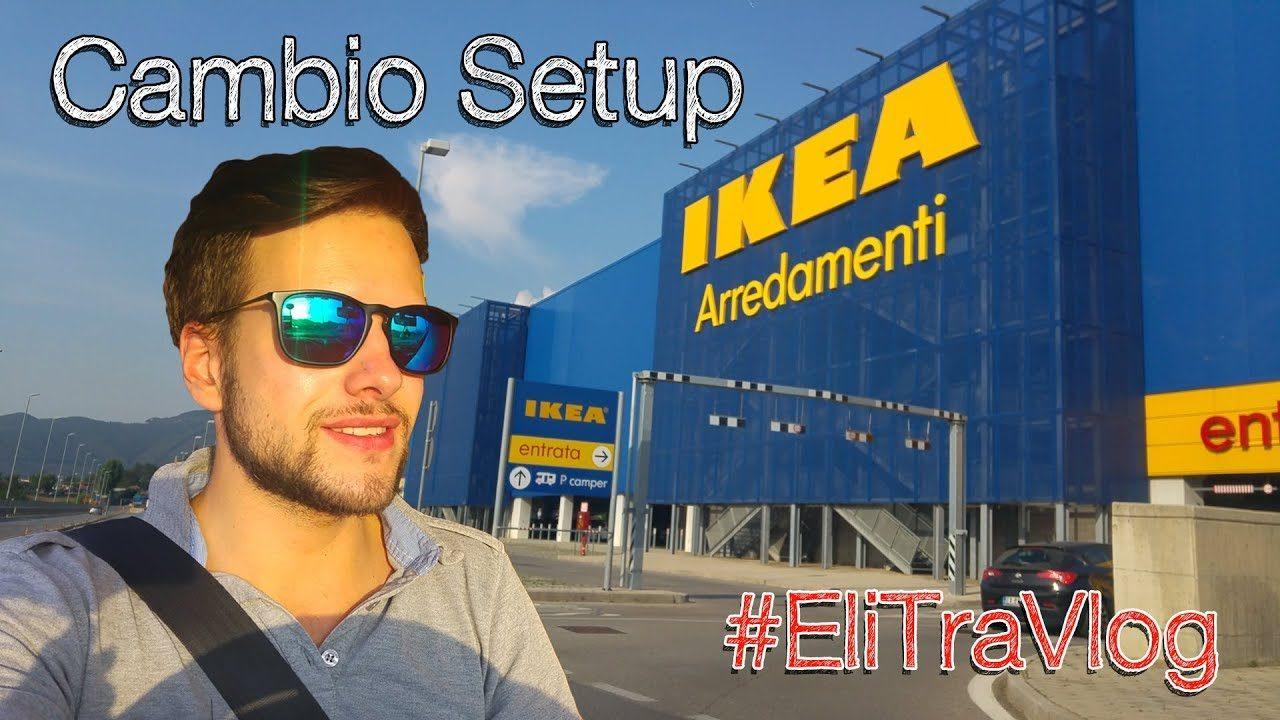 Cambio SETUP - Andiamo all'IKEA