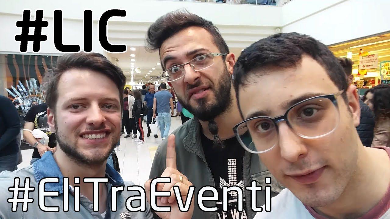 #LIC - Lucania Is Comics 2017 - VI PRESENTO I VEGA - #EliTraEventi