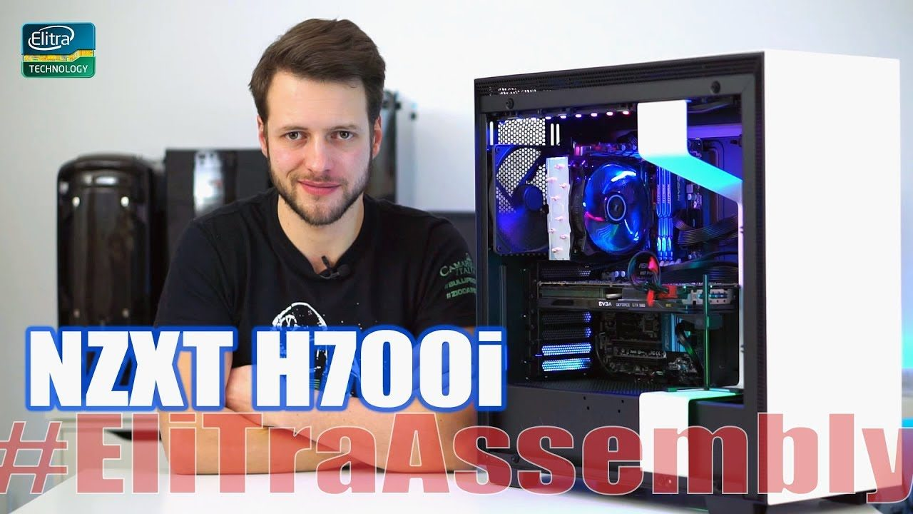 Recensione NZXT H700i - Assembliamo un PC