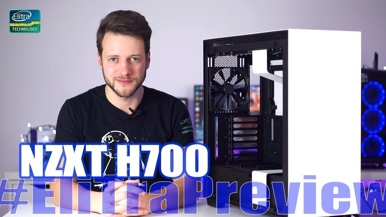 Review CASE NZXT H700i ITALIANO
