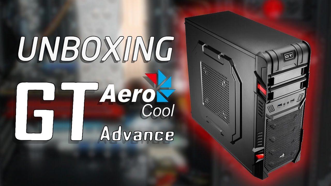 Unboxing case Aerocool GT Advance   ITALIANO   4K