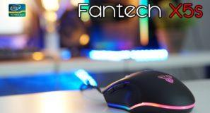 Mouse da gaming ARGB a 13€ - Fantech X5s