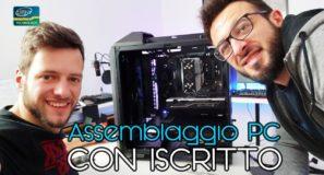 #assemblaggio #montaggio #configurazione PC da gaming 850€ con ISCRITTO