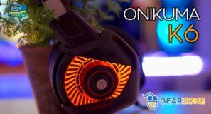 Recensione ONIKUMA K6 cuffie da gaming a 20€