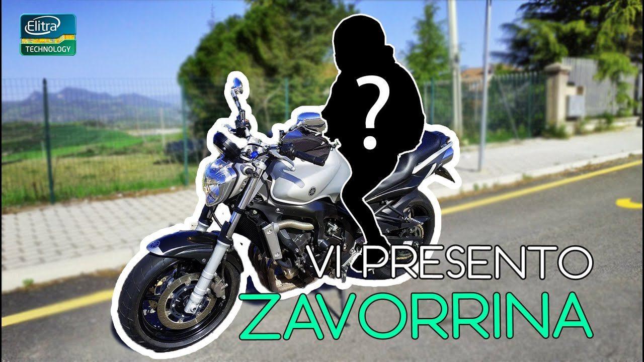Viaggio a SAPRI - vi presento ZAVORRINA!